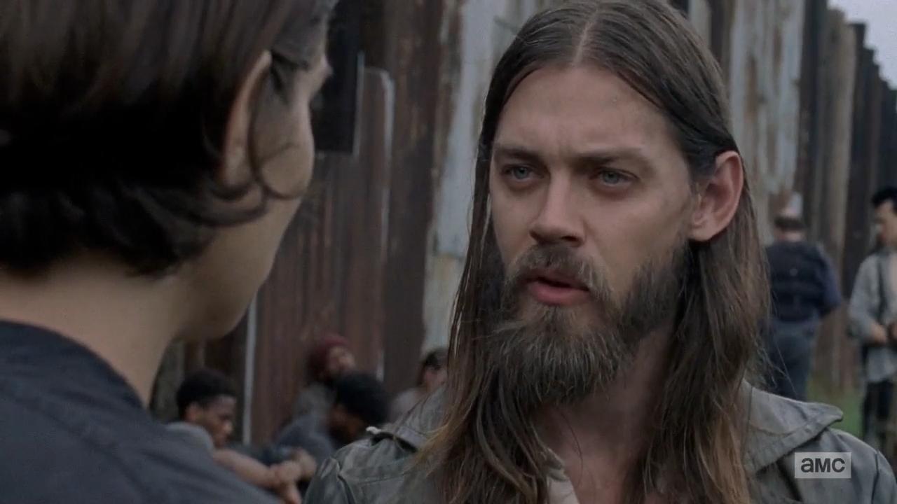 Ходячие мертвецы / The Walking Dead [08х01-10 из 16] (2017) HDTVRip 720p