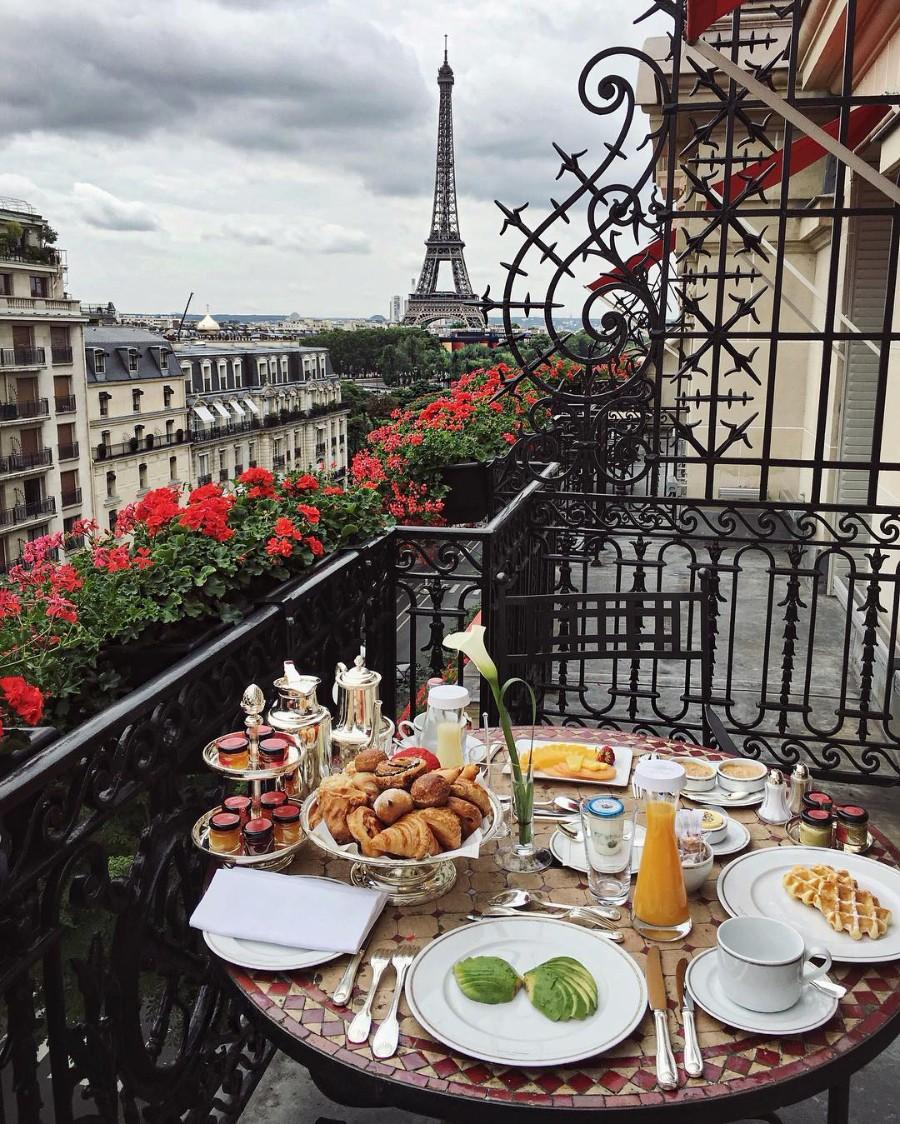 Место для отличного завтрака