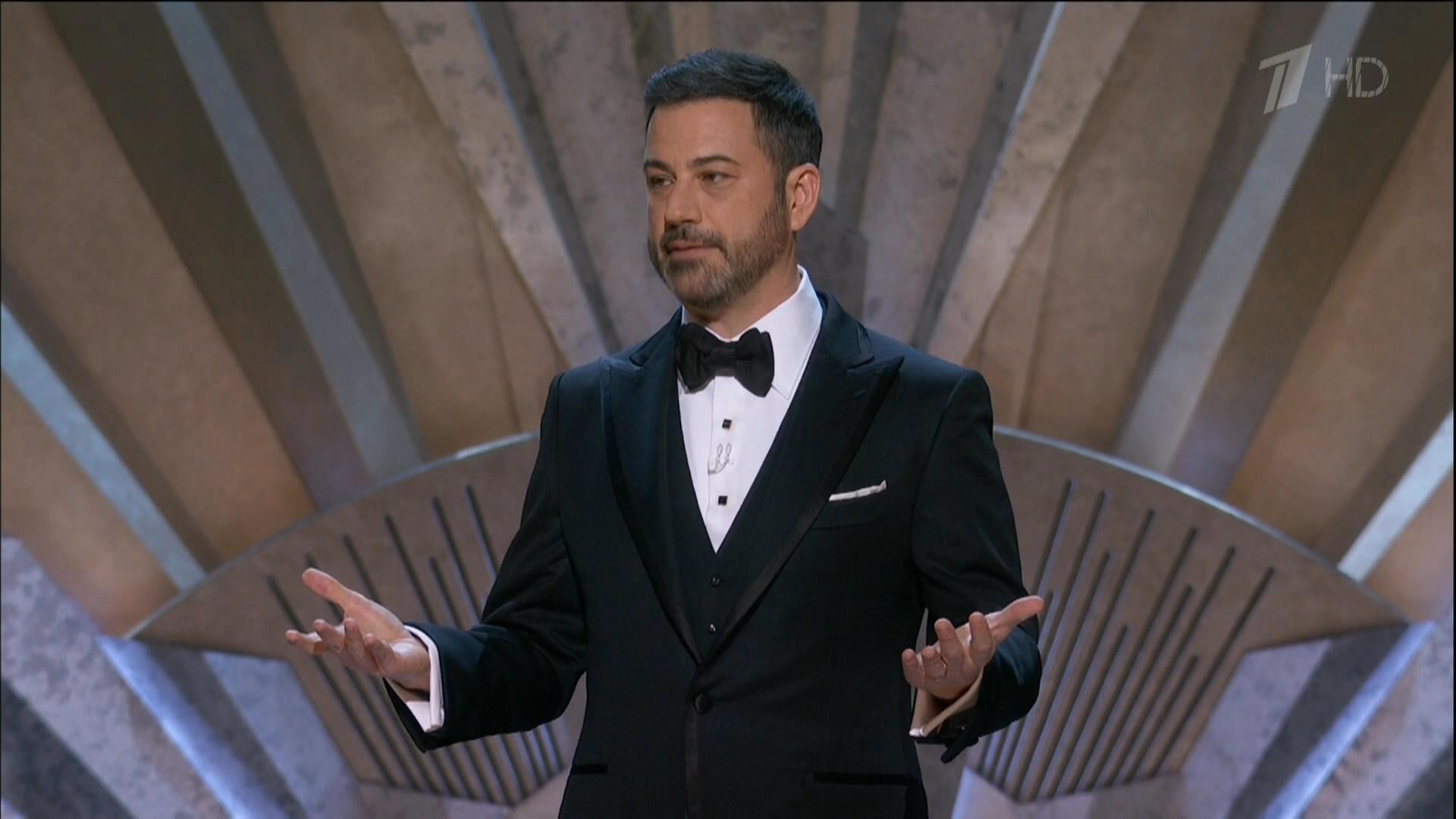 90-я церемония вручения премии «Оскар» 2018 / The 90th Annual Academy Awards [04.03] (2018) HDTV 1080i