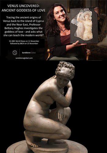 BBC: Венера без прикрас / Venus Uncovered: Ancient Goddess of Love (2017) HDTVRip [H.264/720p-LQ]