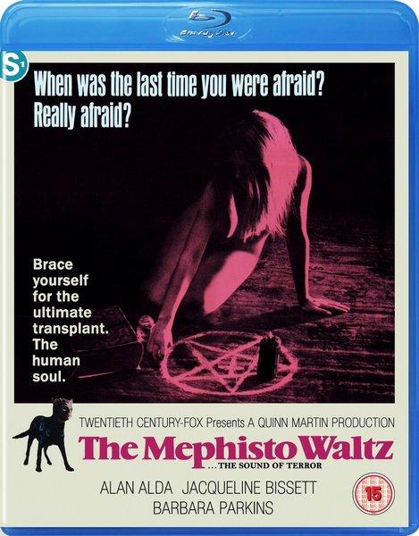 ����� ����������� / The Mephisto Waltz (��� ������� / Paul Wendkos) [1971, ���, �������, �������, �����, ��������, BDRemux 1080p] AVO (��������) + Original Eng + Eng Comm + Sub Eng