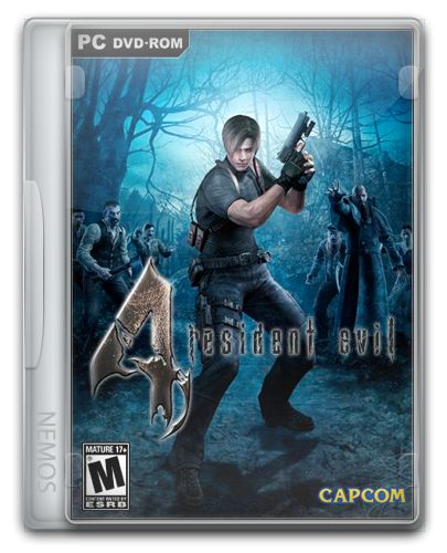 Resident Evil 4 Ultimate HD Edition (2014) PC | RePack =nemos=