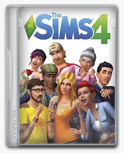 The Sims 4 (2014) [En] (1.41.38.1020/dlc) License CODEX [Deluxe Edition]