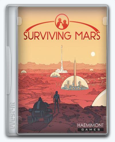 Surviving Mars (2018) [Ru/Multi] (1.0/dlc) Repack xatab [Digital Deluxe Edition]