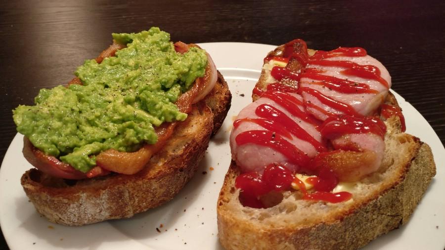 Парочка сендвичей