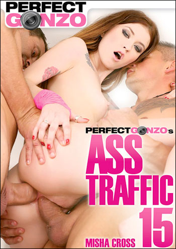 Жопный траффик 15 / Ass Traffic 15 (2017) WEB-DL |
