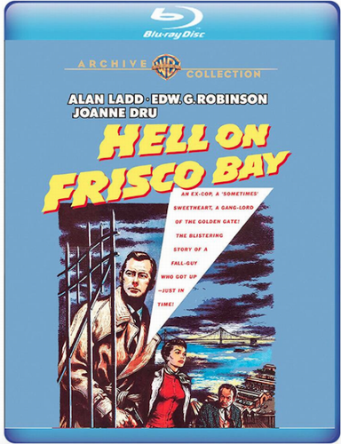 �� �� ������ ��� / �� � ������ ������ / Hell on Frisco Bay (����� ����� / Frank Tuttle) [1955, ���, �����-����, �������, �����, ��������, BDRip 720p] VO (������ �������) + Sub Rus (karlivanovich) + Sub Eng + Original Eng