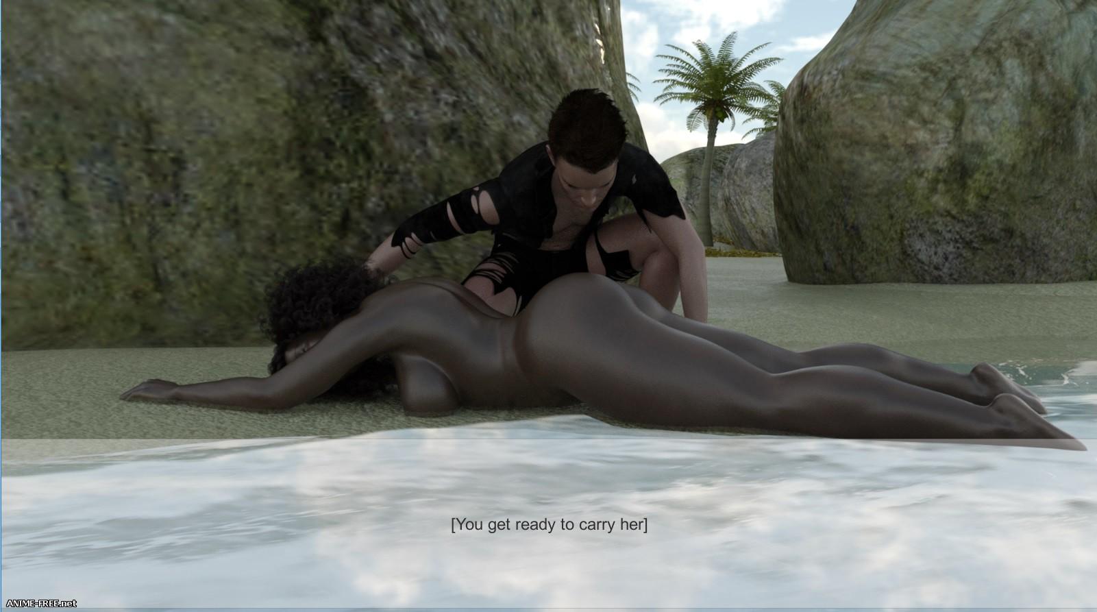 Paradise Island / Райский остров [2018] [Uncen] [ADV, 3DCG] [ENG] H-Game