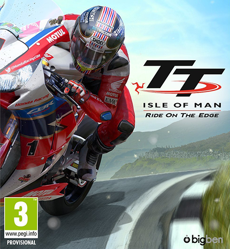 TT Isle of Man [v 1.01 + 1 DLC] (2018) PC | RePack