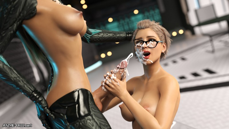 Naama - Sex Toys 2 [Uncen] [3DCG] [ENG] Porn Comics