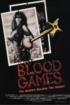 Кровавые игры / Blood Games (1990) HDTV 1080i