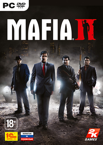Мафия 2 / Mafia II: Director's Cut [v 1.0.0.1u5a + DLCs] (2011) PC | Лицензия