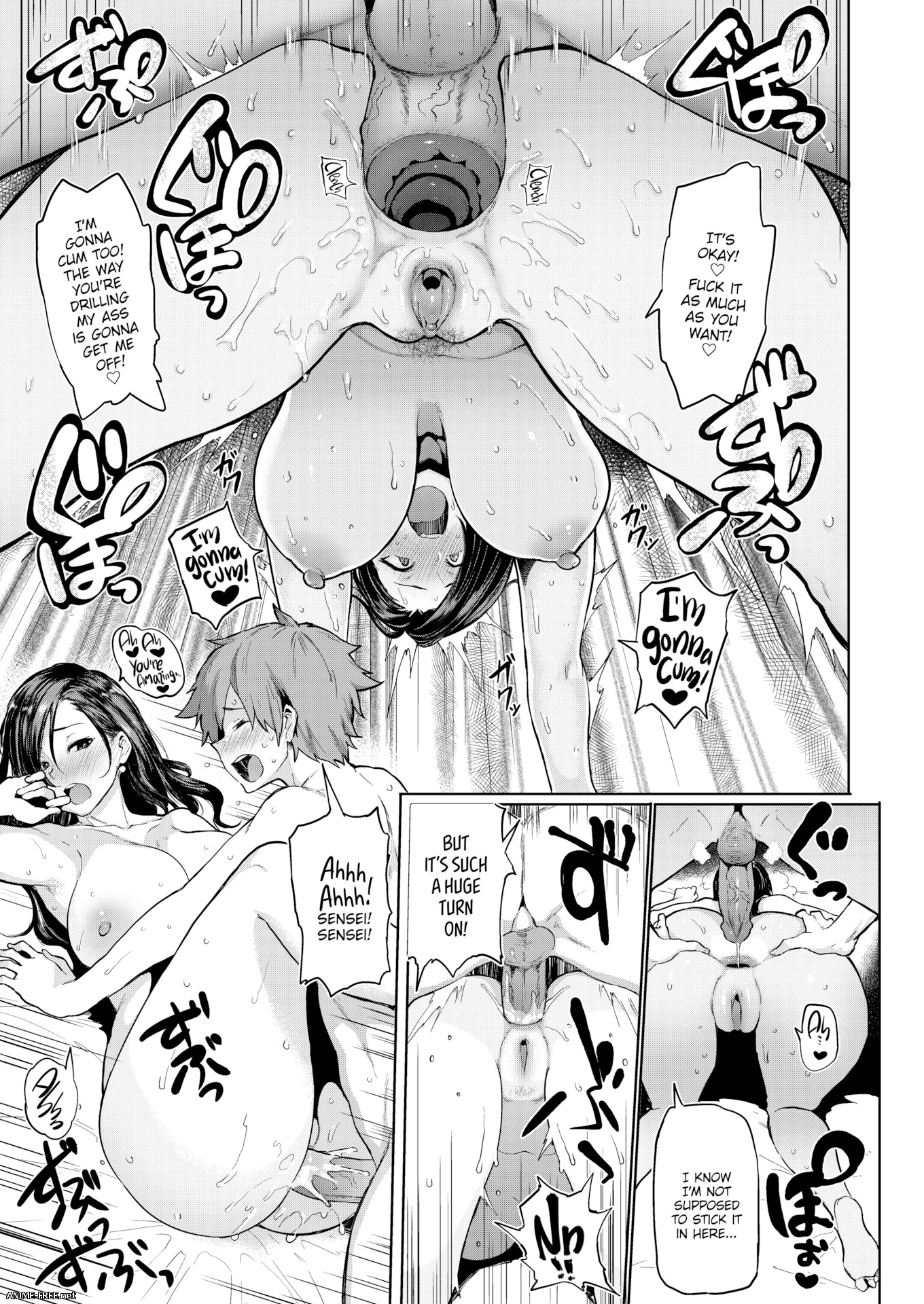 Fakku (Collection) - Сборник хентай манги [Uncen] [ENG] Manga Hentai