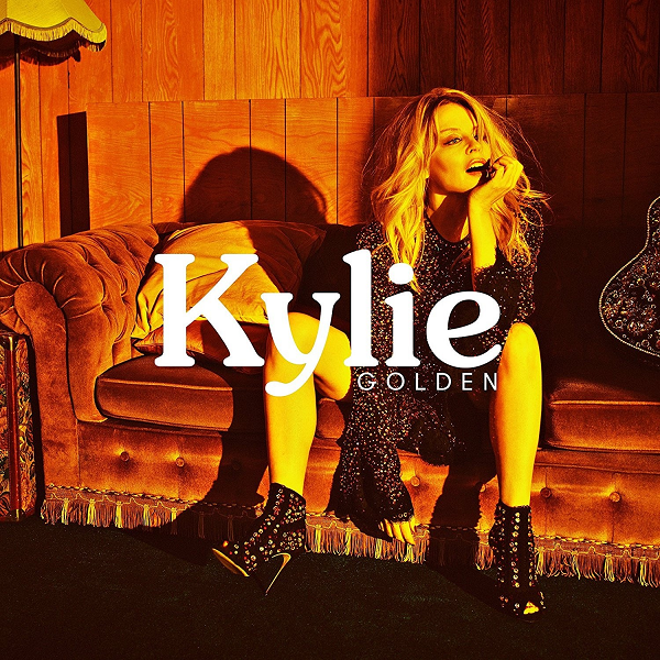 Kylie Minogue - Golden [Deluxe Edition] (2018) MP3