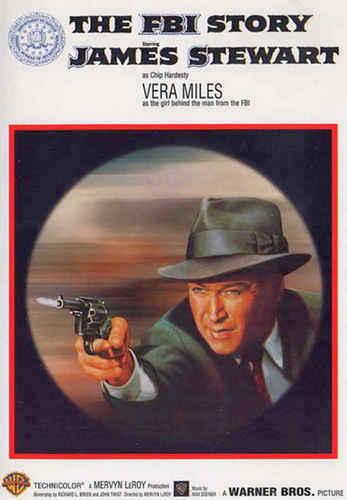 История агента ФБР / The FBI Story (1959) DVDRip [EN / RU Sub]