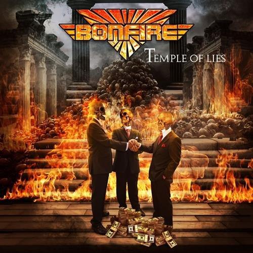 Bonfire - Temple of Lies (2018) [MP3|320 Kbps] <Hard Rock>