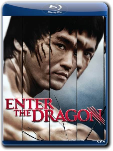 Выход Дракона / Enter the Dragon / Long zheng hu dou (1973) BDRip [H.264/720p] [40th Anniversary Remastered Edition]