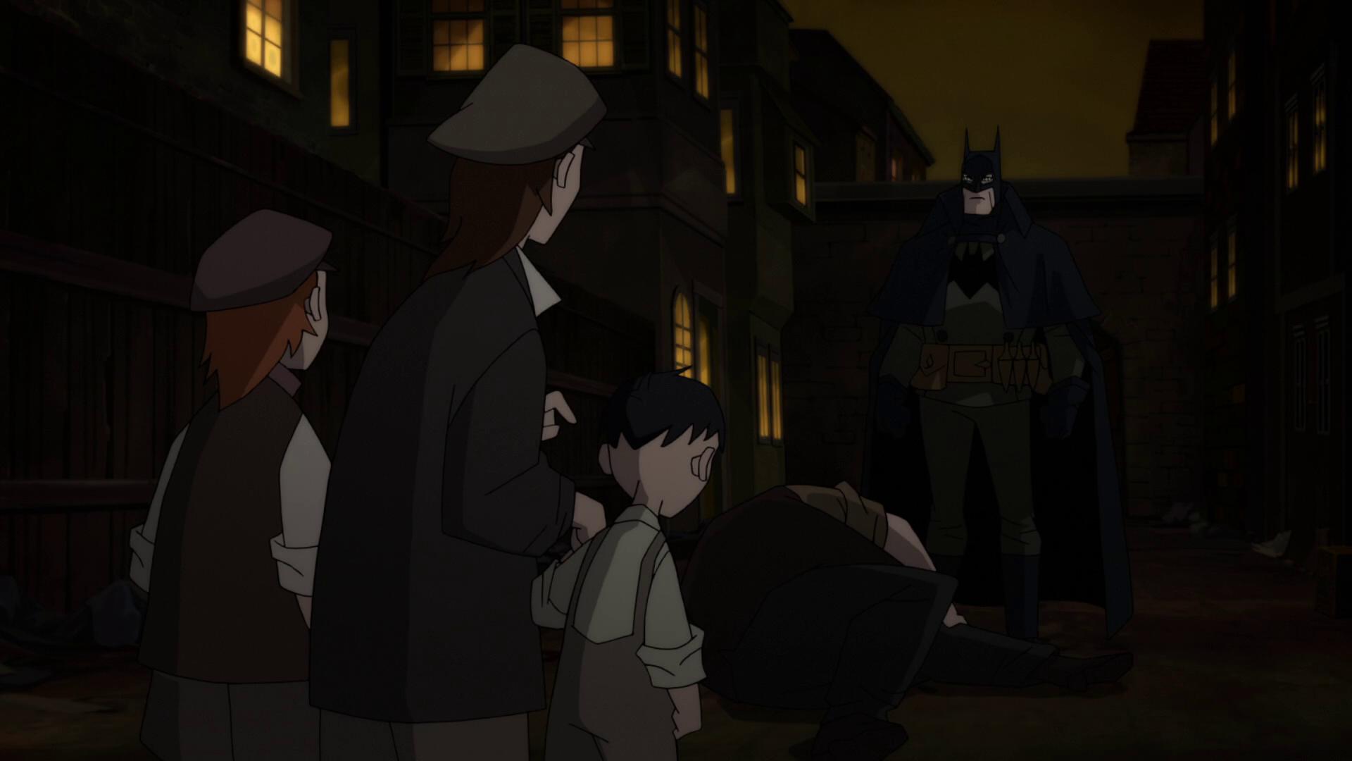 Бэтмен: Готэм в газовом свете / Batman: Gotham by Gaslight (2018) BDRip 1080p
