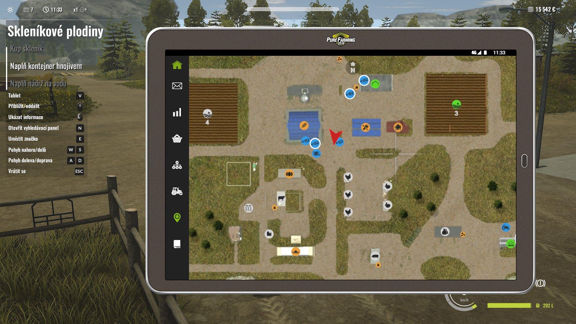 Pure Farming 2018 [v 1.1.4 + 11 DLC] (2018) PC