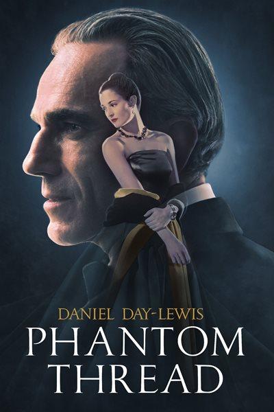 Призрачная нить / Phantom Thread (2017) BDRip [1080p] ATV
