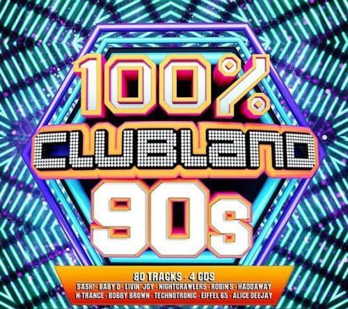 100% Clubland 90s (2017)