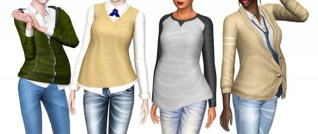 MaternityAF Uni NoStencils Shirts by Thecupthatiscake
