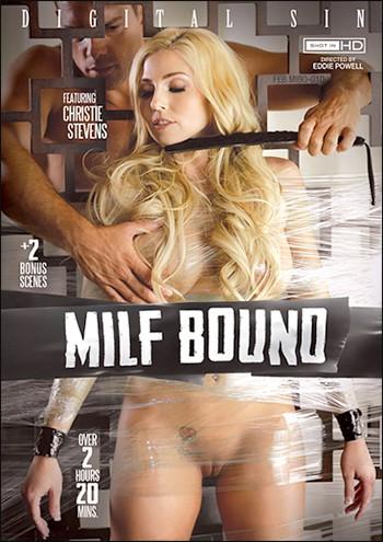 Постер:Digital Sin - Связанные мамочки / MILF Bound (2016) WEB-DL