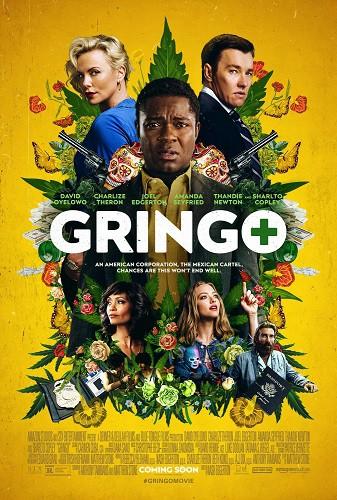 Gringo 2018 720p WEB-DL H264 AC3-EVO