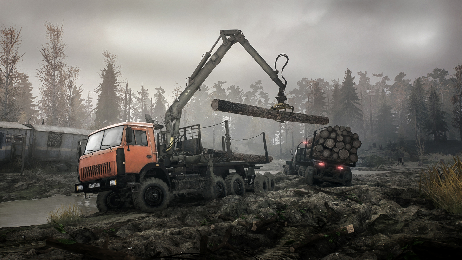 Spintires: MudRunner (2018/PC/Русский), Лицензия