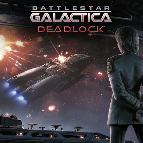 Battlestar Galactica Deadlock [1.0.41 + 2 DLC] (2017) PC | RePack от R.G. Catalyst