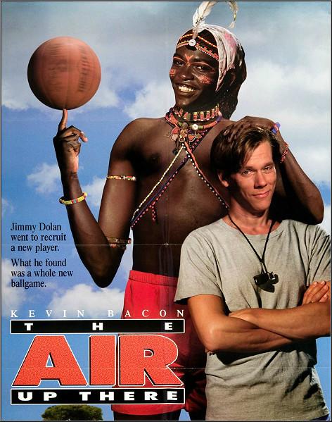 Непобедимый дикарь / The Air Up There (1994) WEBRip-AVC от ExKinoRay | P2