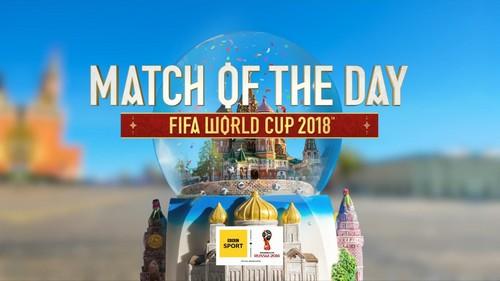 Чемпионат Мира 2018 / Match of the Day / Обзор / 3-й день / BBC One HD [16.06.2018, Футбол, HDTV/1080i, TS/H.264, EN]