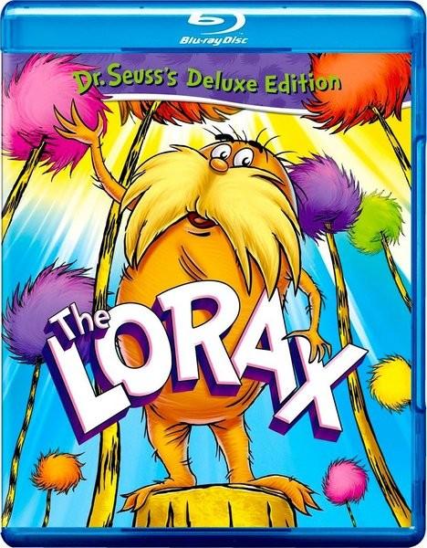 Лоракс / The Lorax (Хоули Прэтт / Хоули Прэтт) [1972, США, мультфильм, короткометражка, мюзикл, фэнтези, BDRip] VO (Дольский) + Original Eng