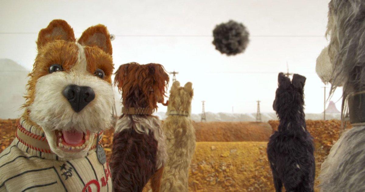 Новейшие фильмы 2018 года: анимация в духе аниме «Остров собак»
