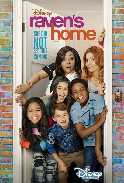 Дом Рэйвен / Ravens Home (2018) HDTVRip 1080p | ColdFilm