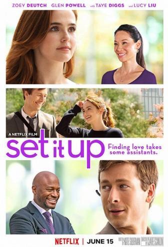 Подстава / Set It Up (Клер Скэнлон) [2018, мелодрама, комедия, WEB-DLRip-AVC] MVO