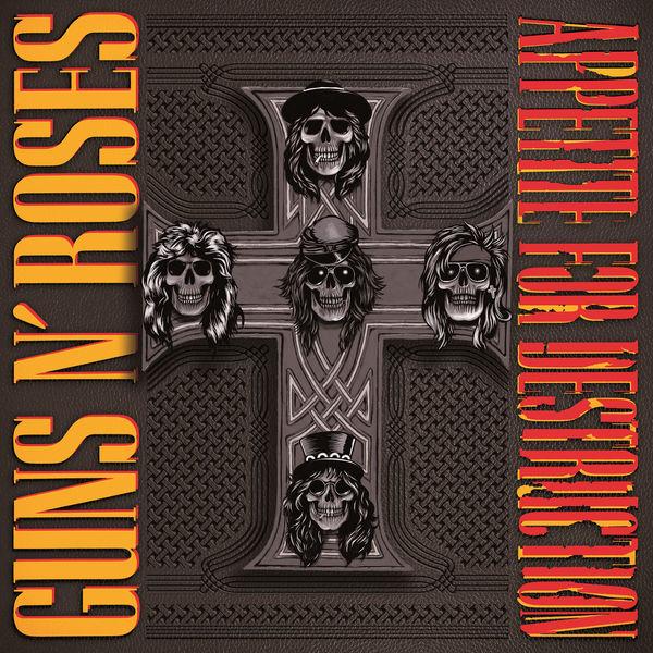 Guns N' Roses - Appetite for Destruction [Super Deluxe Edition] (1987/2018) MP3