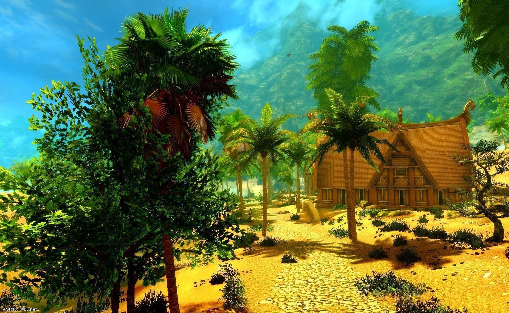 Tropical Sexrim SSE / Тропический Сексрим (Cборка Модов) [2018] [Uncen] [RPG, 3D] [RUS] H-Game
