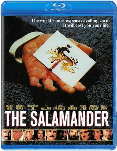 Саламандра / The Salamander (1981) BDRemux [H.264/1080p]