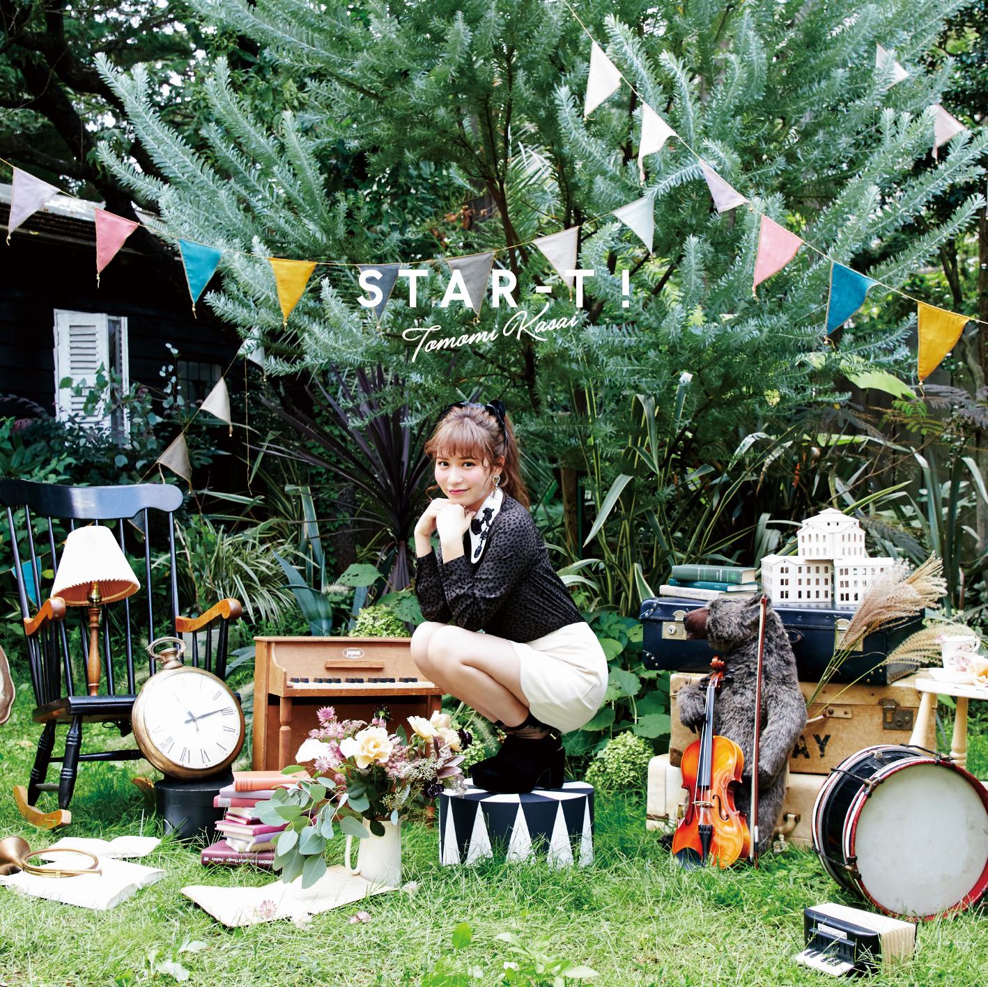 20180704.2316.21 Tomomi Kasai - STAR-T! (Type B) cover 2.jpg