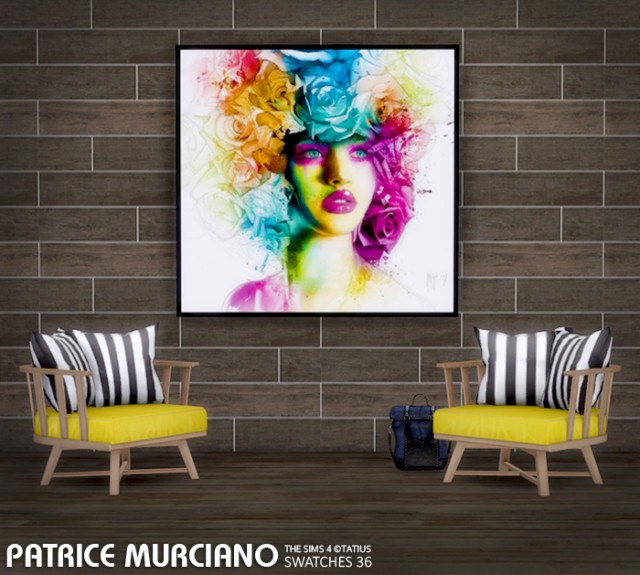 TATIUS. Patrice Murciano 01