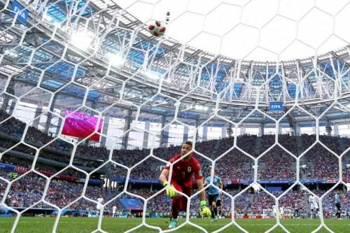 ЧМ-2018.1/4 финала.Уругвай-Франция (обзор) [Футбол]