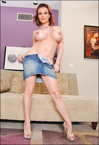 Diamond Foxxx - Big Cock for a Homewrecking Lesbian / Pornstars Punishment 5 (2012) DVDRip |