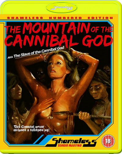 Бог людоедов (Гора бога людоедов, Гора бога каннибалов) / La montagna del dio cannibale (Slave of the Cannibal God) (1978) BDRemux [H.264/1080p] [MVO]