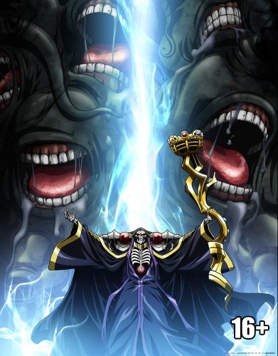 Overlord III   Повелитель [ТВ-3] [2018, TV, 13 эп.] WEB-DL 720p raw