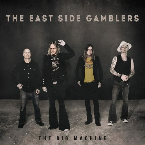 (Hard Rock) The East Side Gamblers - The Big Machine - 2018, MP3, 320 kbps