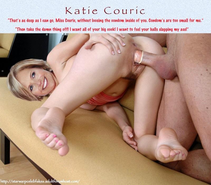 Katie couric fake sex, free asian porno pics amateur