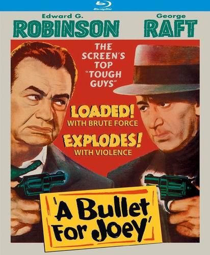 Пуля для Джоуи / Пуля для Джои / A Bullet for Joey (Льюис Аллен / Lewis Allen) [1955, США, фильм-нуар, триллер, драма, криминал, BDRip 720p] Sub Rus (karlivanovich) + Sub Eng + Original Eng
