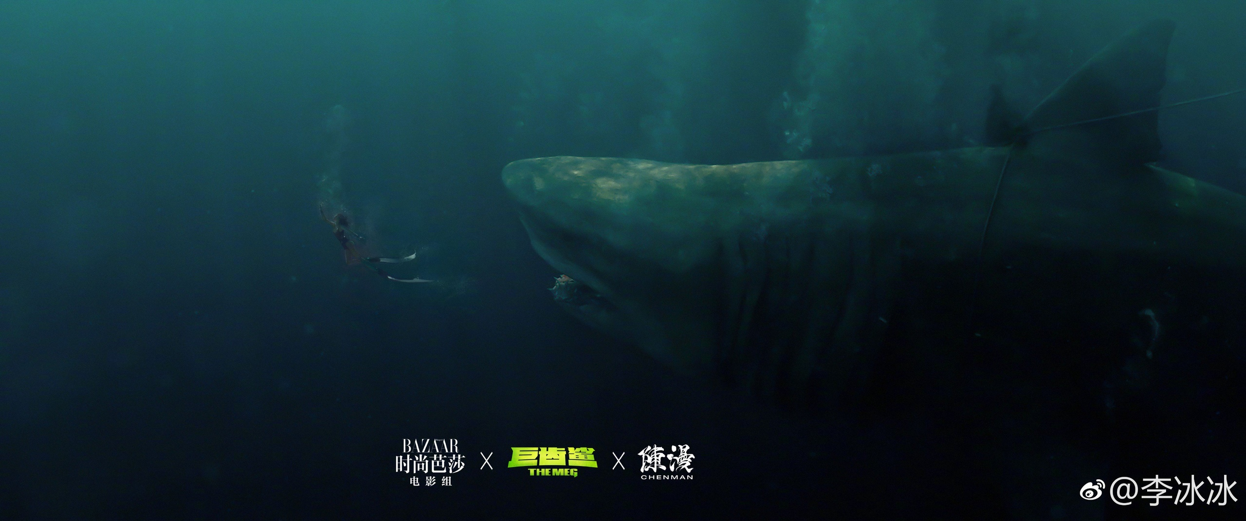 megalodon shark movie - 1000×629