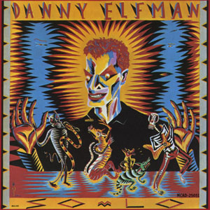 (New Wave, Synth-pop) [CD] Danny Elfman - So-Lo - 1984, FLAC (tracks+.cue), lossless